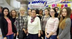 Первокурсники посетили XXIV Минскую международную книжную выставку-ярмарку